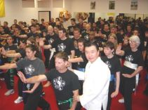 Click Here! Seminars at White Dragon Schools San Diego - Multiple Photos!